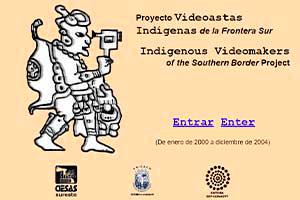Videoastas Indígenas de la frontera sur